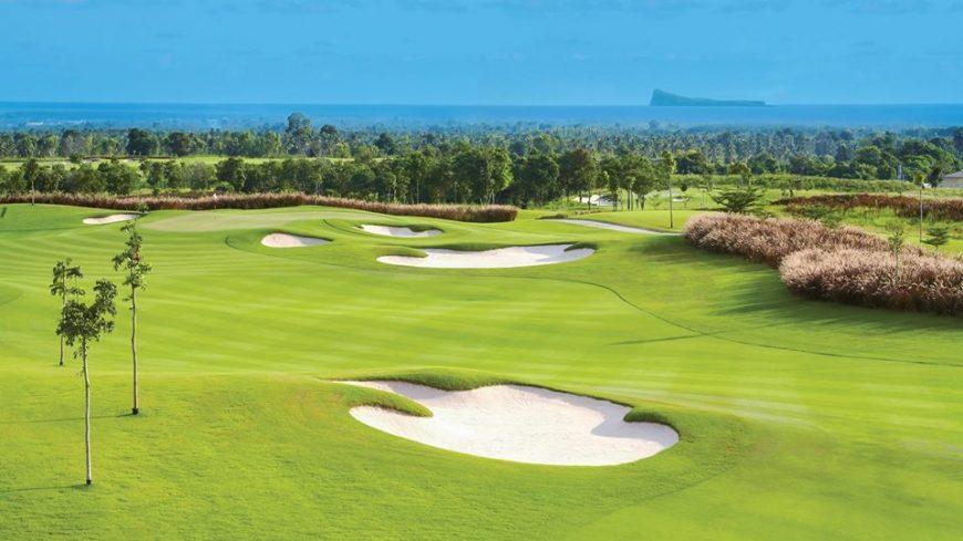 World class golf in Mauritius
