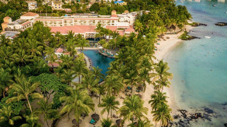 Le Mauricia - Paradise!