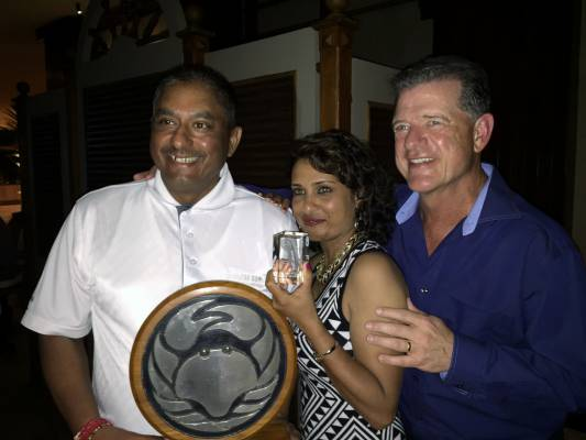 Jeshika Ramsunder - Ladies Division Paradis Golf Winner