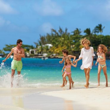 Royalpalm beachcomber Mauritius family resort