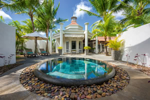 Mauricia Beachcomber Resort & Spa Mauritius
