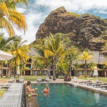 Mauritius Dinarobin Beachcomber Golf Resort & Spa