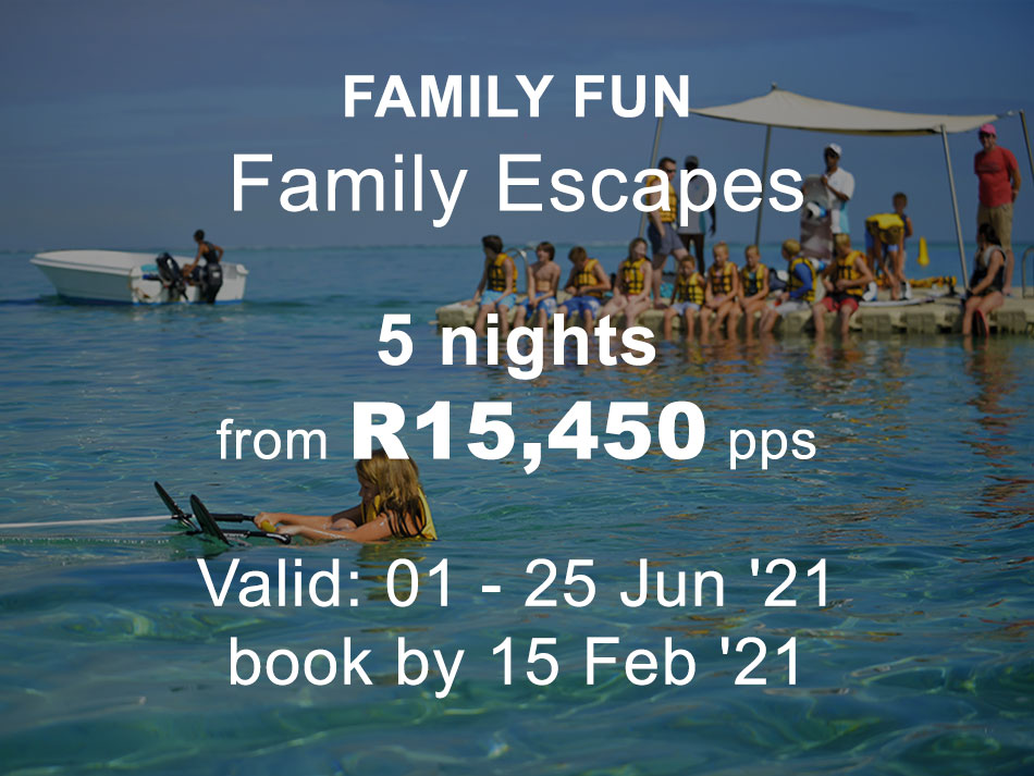 Mauritius Family Fun Escapes