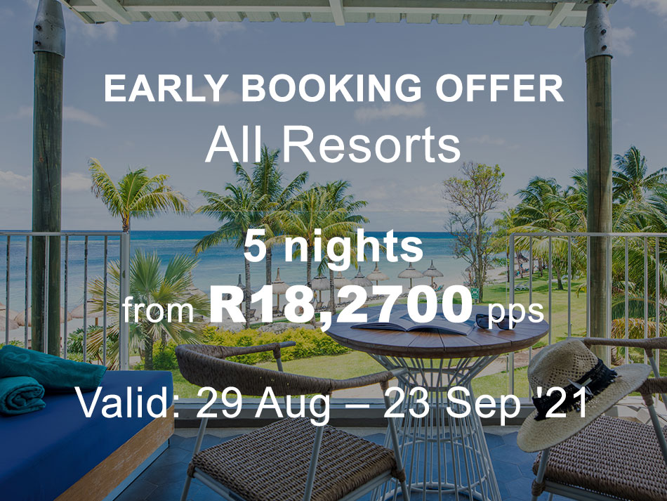 Mauritius Honeymoon Offer Beachcomber Resorts